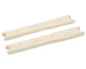 Frame Parts – End Bar Only – White Pine