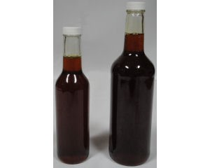 Wine or Syrup Bottles w/Lid