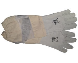 Vented Leather Gloves
