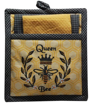 Queen Bee - 3 Pc. Gift Set