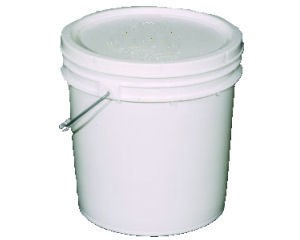 Plastic Feeder Pail Without Plug