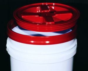 Bucket Lid for 5 Gallon – Screw Off