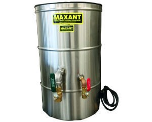 Maxant Liquifier and Wax Melting Tanks