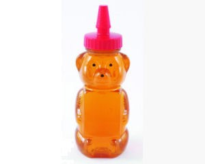 Pet Panel Bear - 38mm with Lid - Case of 12