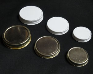 White or Gold Plastisol – 38mm