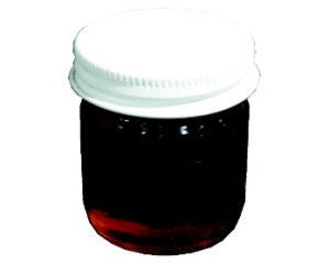 1/2 oz. Sampler Jar- 43 mm w/Lid- Case of 160