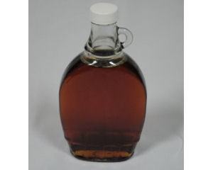 Syrup Bottle W/Lids- Case of 12